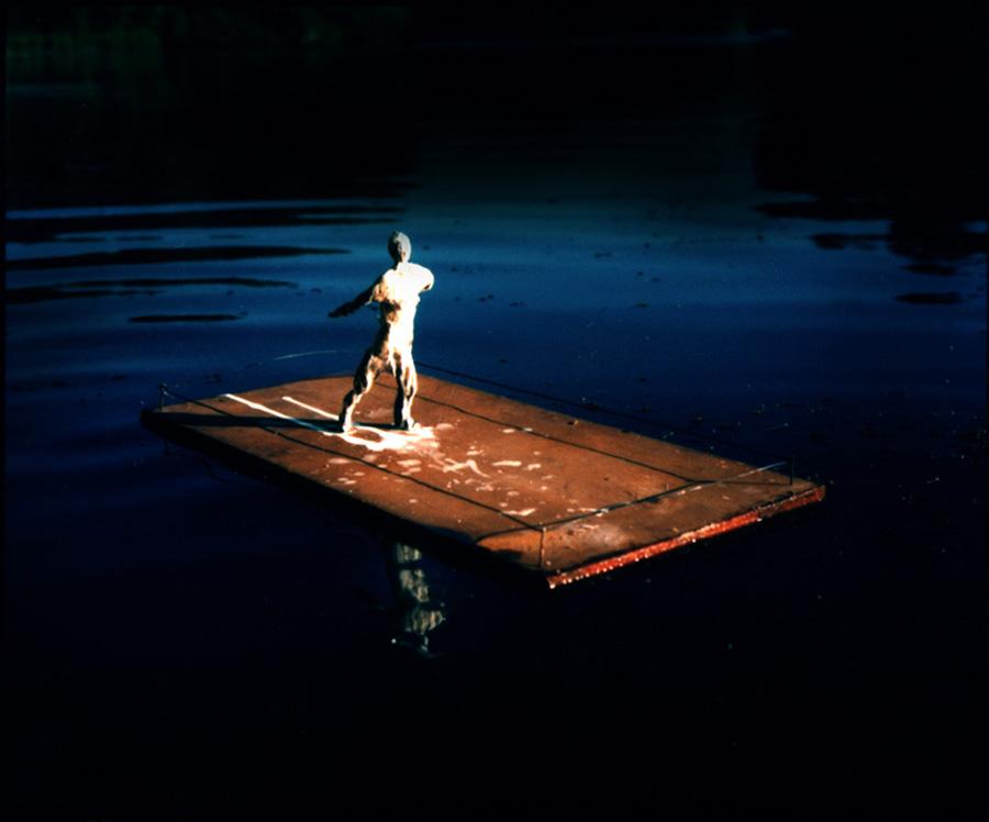 Raft trip - Bill Hayward